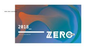 10-11.8 Zero Festival | Λίμνη Ζηρού