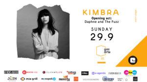 29.9 Kimbra | Gazarte Main Stage